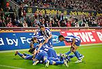 Fussball Bundesliga, Saison 2008/2009: 1. FC Koeln - Hertha BSC Berlin