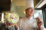 Gena Karpf owns and runs Sweetness Patisserie in Epping, Sydney, Australia.