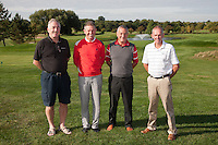 Drive 4 Safety from left Bill Howie, Graham Williams, Howard Koch and Paul Watkin
