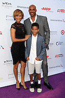 PACIFIC PALISADES, CA - JULY16: Nicole Ari Parker, Nicolas Neruda Kodjoe, Boris Kodjoe at the 18th Annual DesignCare Gala on July 16, 2016 in Pacific Palisades, California. Credit: David Edwards/MediaPunch