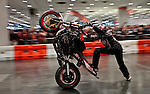 2013 international motorcycle show in NYC