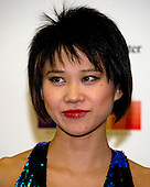 Chinese pianist Yuja Wang arrives for the formal Artist's Dinner honoring the recipients of the 39th Annual Kennedy Center Honors hosted by United States Secretary of State John F. Kerry at the U.S. Department of State in Washington, D.C. on Saturday, December 3, 2016. The 2016 honorees are: Argentine pianist Martha Argerich; rock band the Eagles; screen and stage actor Al Pacino; gospel and blues singer Mavis Staples; and musician James Taylor.<br /> Credit: Ron Sachs / Pool via CNP
