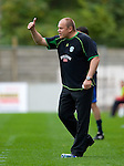 Thumbs-up from Hibs boss Mixu Paatelainen