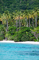 Cinnamon Bay<br /> Virgin Islands National Park<br /> St. John<br /> U.S. Virgin Islands