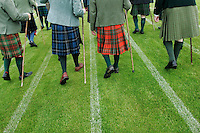 Highland Games, Oban, Scotland.