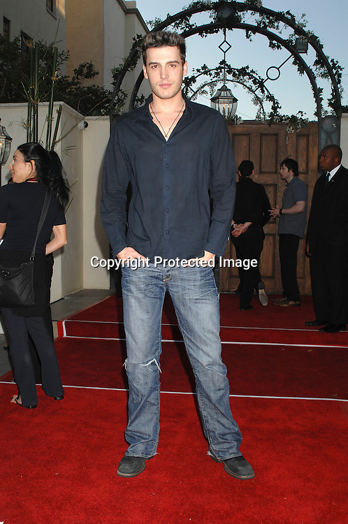 """Brent Weber..arriving at The SOAPnet's """"Night Before Party"""" for the ..nominees of the 2007 Daytime Emmy Awards on            June 14, 2007 at Boulevard3 in Hollywood, California...Robin Platzer, Twin Images........212-935-0770"""