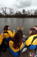 Chiswick, LONDON, ENGLAND, 25.03.2006, 2006 Head of the River Race. Mortlake to Putney. © Peter Spurrier/Intersport-images.com.