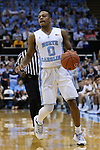 16 December 2015: North Carolina's Nate Britt. The University of North Carolina Tar Heels hosted the Tulane University Green Wave at the Dean E. Smith Center in Chapel Hill, North Carolina in a 2015-16 NCAA Division I Men's Basketball game. UNC won the game 96-72.