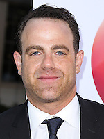 """HOLLYWOOD, LOS ANGELES, CA, USA - MAY 01: Paul Adelstein at the Los Angeles Premiere Of Lifetime Television's """"Return To Zero"""" held at Paramount Studios on May 1, 2014 in Hollywood, Los Angeles, California, United States. (Photo by Xavier Collin/Celebrity Monitor)"""