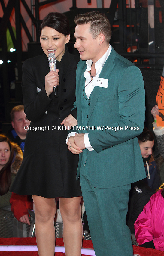 Channel 5's Celebrity Big Brother Launch Night at Elstree Studios, Borehamwood, Hertfordshire - January 3rd 2014<br /> <br /> Photo by Keith Mayhew