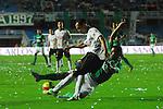 Deportivo Cali  derroto al Once Caldas  2x1 en la liga postobon del torneo apertuta dl futbol colombiano