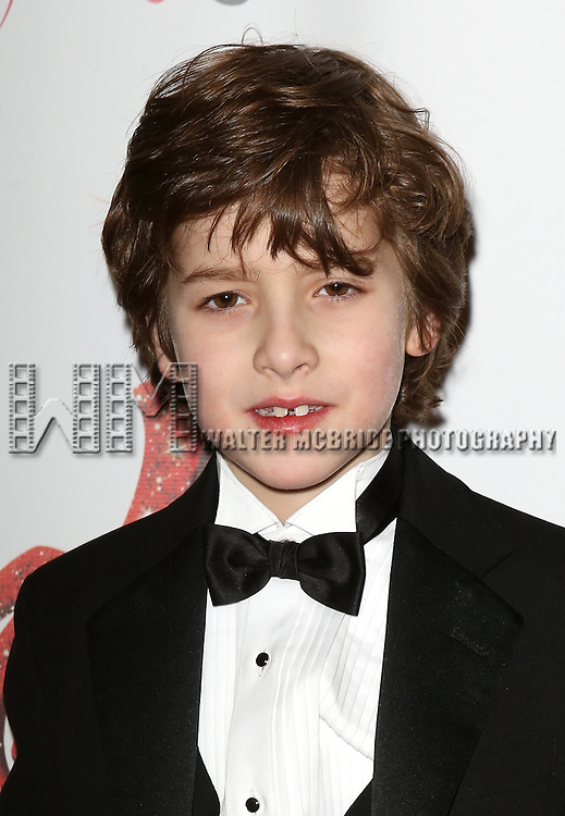 Jonah Halperin attending the Broadway Opening Night Performance After Party for 'Kinky Boots' at the Marriott Marquis in New York City on 4/3/2013