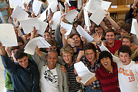 Magdalen College School MCS, A Level Results 2010