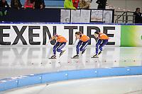 SCHAATSEN: HEERENVEEN: 09-12-2016, IJsstadion Thialf, ISU World Cup, ©foto Martin de Jong