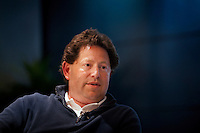 CREDIT: Daryl Peveto/LUCEO for The Wall Street Journal.Photo Assignment ID: 3587 Slug: BOSSTALK Activision..Santa Monica, California, May 28, 2010 - A portrait of Bobby Kotick, CEO of Activision Blizzard, during an interview at Activision's offices in Santa Monica, California. Activision Blizzard is a video game developer and publisher of such titles as Guitar Hero, Tony Hawk and Call of Duty: Modern Warfare. .