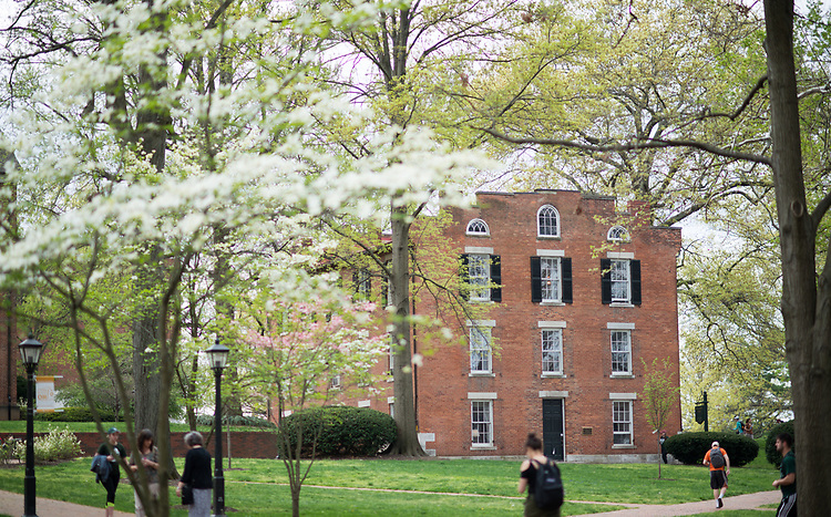 McGuffy Hall, College Green, Buildings, Facilities, University Advancement