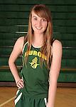2013 Huron High School girl's track team