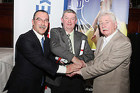 Travel writer Philip Nolan (Irish Mail) was presented with the Travel Extra Journalist of the Year Award at a ceremony held to coincide with the annual Holiday World Show, which took place at the RDS Simmonscourt Dublin this weekend. Philip Nolan wins for a series of articles throughout 2010.Nine other winners, each for different holidaying categories, were announced this weekend at a dinner in Thomas Prior House, Ballsbridge which was attended by the cream of Irish travel and tourism writers, and broadcasters. The award winners were chosen by a distinguished panel of senior Irish journalists. This year saw a huge increase in the number of submissions from previous years, displaying the creativity and continuing innovation of travel and tourism journalism in Ireland.