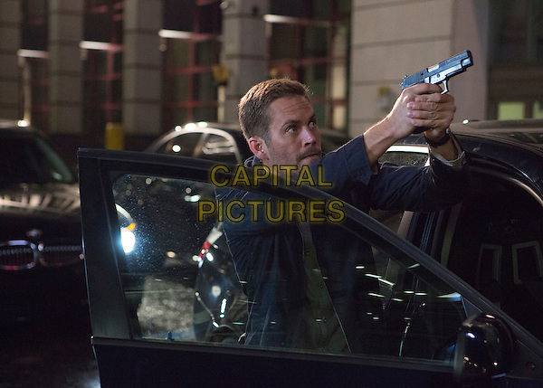 PAUL WALKER<br /> in Fast &amp; Furious 6 (2013) <br /> *Filmstill - Editorial Use Only*<br /> CAP/FB<br /> Supplied by Capital Pictures