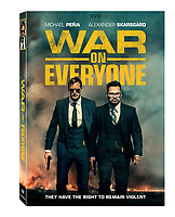 War on Everyone (2016) <br /> DVD COVER ART<br /> *Filmstill - Editorial Use Only*<br /> CAP/FB<br /> Image supplied by Capital Pictures