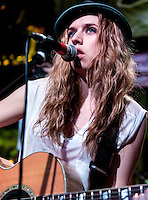 ZZ Ward at SXSW 2012 in Austin, TX.