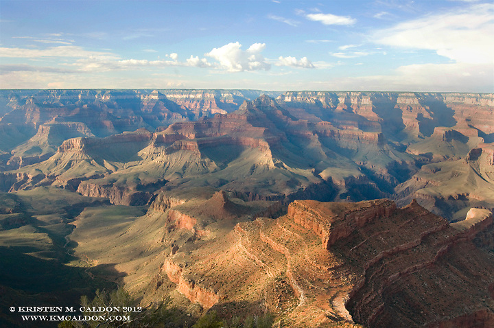 Shoshone Point is one of my favorite South Rim sunset spots!  <br />