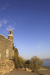 Church of St.Peter's Primacy by the Sea of Galilee