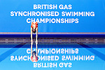British Synchro Champs - 12 April 2014