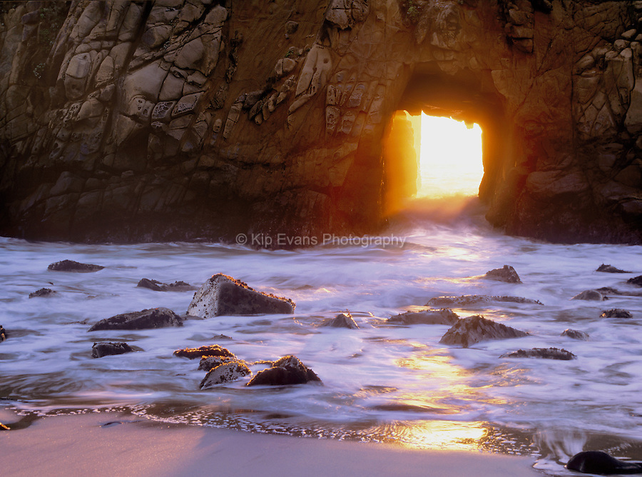 Pfeiffer Arch - Big Sur, CA