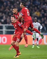 UEFA CL 2015/16 Achtelfinale: Juventus Turin - FC Bayern Muenchen