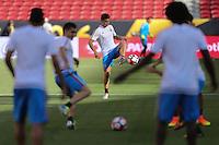 Copa America, Colombia (COL) Practice, June 02, 2016