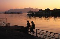 Lake Pichola, Udaipur, Rajasthan, India, 2011