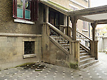 Steps To The Front Door, Yichang (Ichang) Residence.