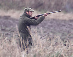 ©Albanpix.com-Picture by Jerry Daws.Prince William with a beard on a shoot at the Sandringham estate 13-12-08..