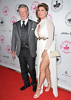 BEVERLY HILLS, CA. October 8, 2016: Alan Thicke &amp; Tanya Callau at the 2016 Carousel of Hope Ball at the Beverly Hilton Hotel.<br /> Picture: Paul Smith/Featureflash/SilverHub 0208 004 5359/ 07711 972644 Editors@silverhubmedia.com