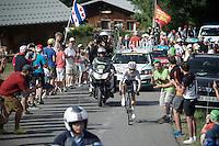 Adam Yates (GBR/Orica-BikeExchange)<br /> <br /> Stage 18 (ITT) - Sallanches &rsaquo; Meg&egrave;ve (17km)<br /> 103rd Tour de France 2016