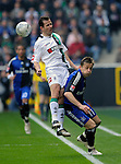 Fussball Bundesliga, Saison 2008/2009: Borussia Moenchengladbach - Hamburger SV
