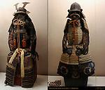 Kozane dou Maru Samurai Armor Sengoku period Himeji Castle Shirasagi-jo White Heron Castle Himeji Japan