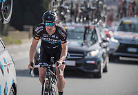 Timothy Dupont (BEL/Veranda's Willems-Crelan)<br /> <br /> 79th Gent-Wevelgem 2017 (1.UWT)<br /> 1day race: Deinze &rsaquo; Wevelgem - BEL (249km)