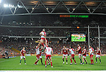 Lions versus Queensland, 8th June WON 12-22