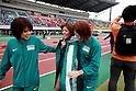 Yuki Hidaka (Mitsui Sumitomo Kaijo), NOVEMBER 3, 2011 - Ekiden : East Japan Industrial Women's Ekiden Race at Saitama, Japan. (Photo by Toshihiro Kitagawa/AFLO)