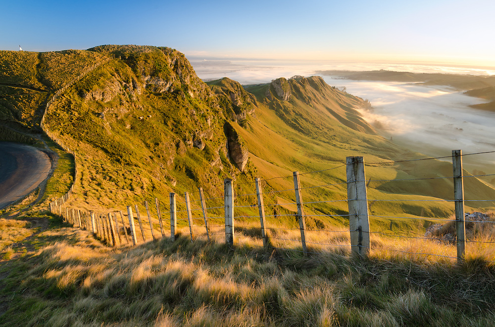 Te Mata Peak, sunrise, Hawkes Bay