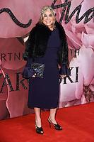 Brix Smith Start at the Fashion Awards 2016 at the Royal Albert Hall, London. December 5, 2016<br /> Picture: Steve Vas/Featureflash/SilverHub 0208 004 5359/ 07711 972644 Editors@silverhubmedia.com