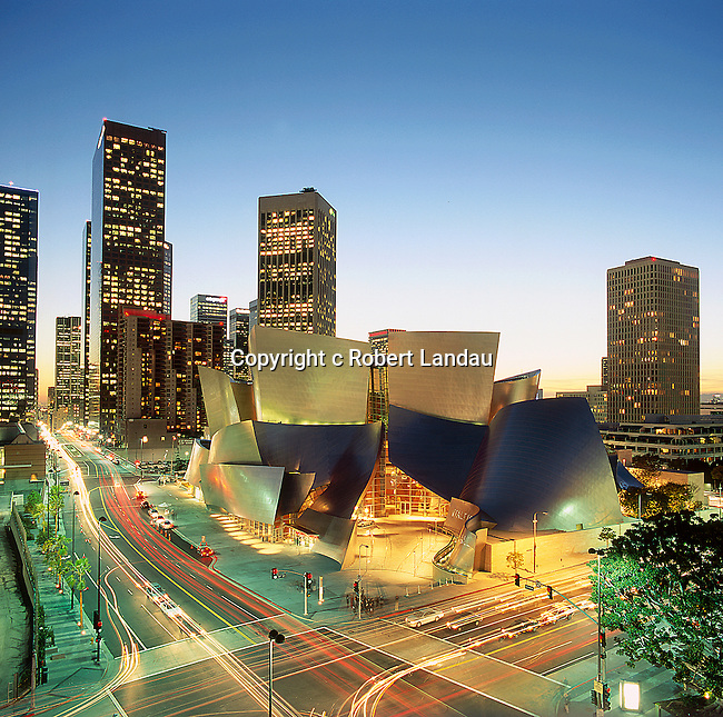 Disney Hall,Downtown Los Angeles