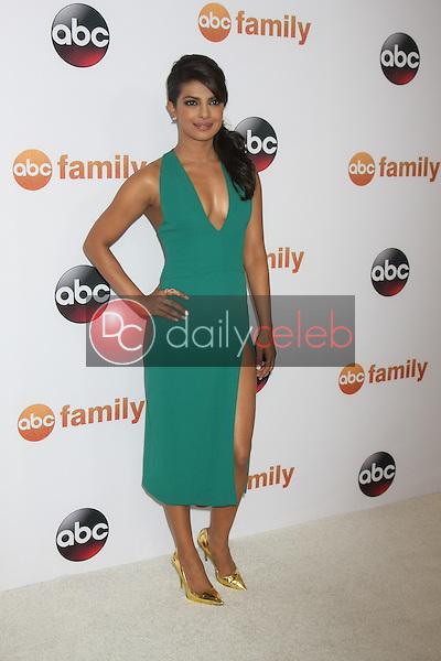 Priyanka Chopra<br /> at the ABC TCA Summer Press Tour 2015 Party, Beverly Hilton Hotel, Beverly Hills, CA 08-04-15<br /> David Edwards/DailyCeleb.com 818-249-4998