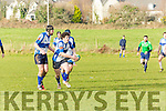 Tralee's Dominic Walker in action at the Tralee v Charleville at O'Dowd Park on Sunday