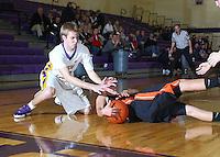 Boys JV Basketball vs. Hamilton Heights 12-2-11