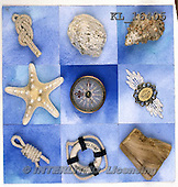 Interlitho, MODERN,napkin,maritime, photos+++++,starfish,marine,KL16405,#n#