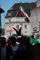 Norway: Iran Election Protest by Fredrik Naumann