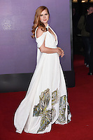 LONDON, UK. October 10, 2016: Amy Adams at the London Film Festival 2016 premiere of &quot;Arrival&quot; at the Odeon Leicester Square, London.<br /> Picture: Steve Vas/Featureflash/SilverHub 0208 004 5359/ 07711 972644 Editors@silverhubmedia.com